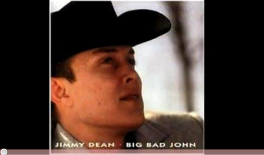 JAV kantri žvaigždė Jimmy Deanas