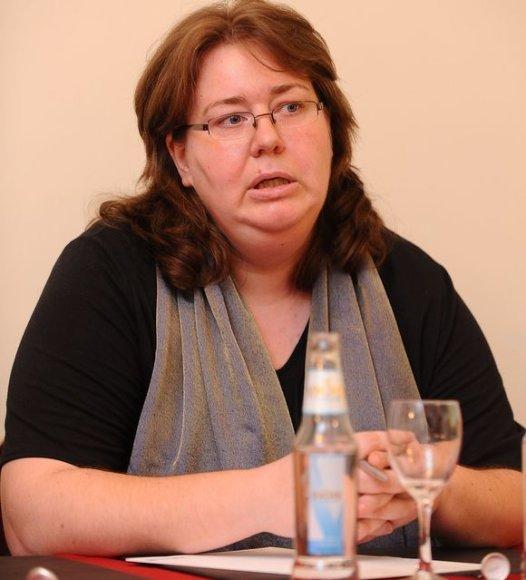 Reumatinėmis ligomis sergančių vaikų labdaros ir paramos fondo direktorė Ramunė Seveljevienė