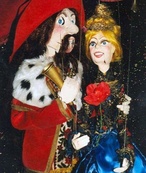 Pelenė ir Princas