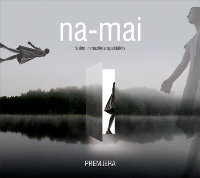 Rugsėjį – spektaklio NA-MAI premjera