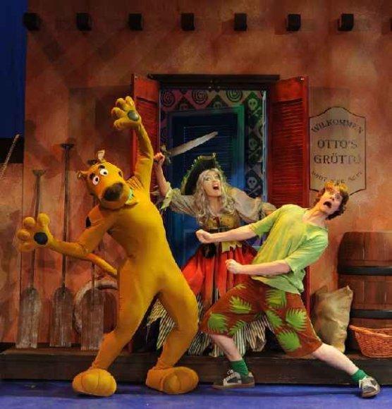 """Lietuvoje gastroliuos """"Scooby-Doo"""" šou."""
