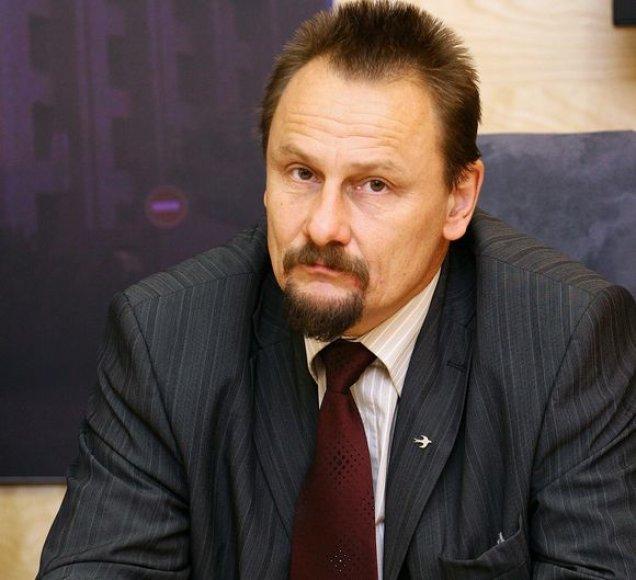 Anykščių rajono meras Sigitas Obelevičius