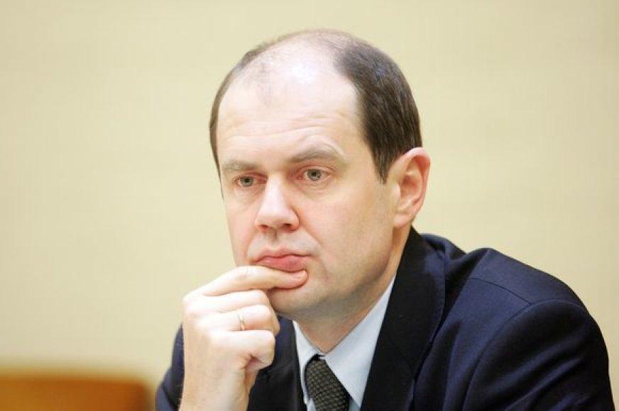 Buvęs Lietuvos ambasadorius ES Rytis Martikonis paskirtas premjero patarėju.