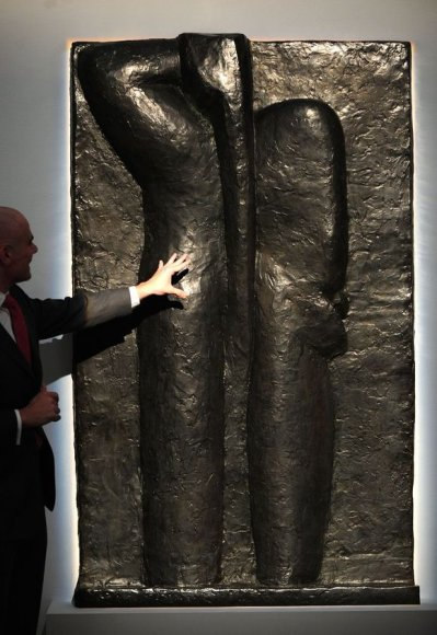 Menininko Henri Matisseo sukurta skulptūra