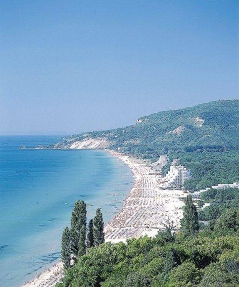 Tarp jūros ir miškų – saulėtas, gaivus Albenos rojus.