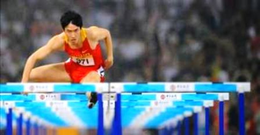 Liu Xinagas negins čempiono titulo