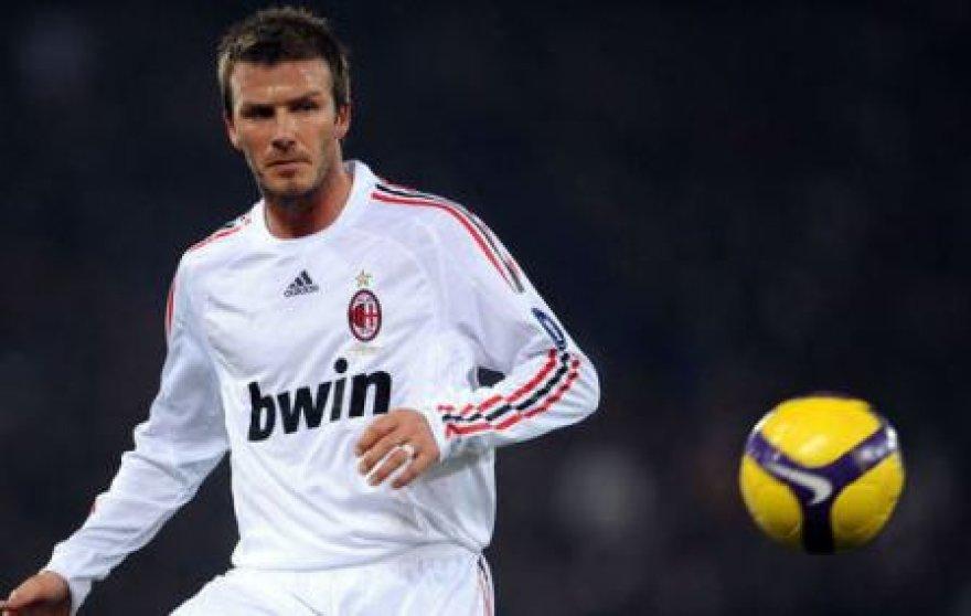 Davidas Beckhamas debiutavo Italijos čempionate