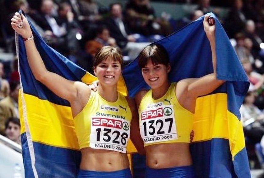 Susanna ir Jenny Kallur