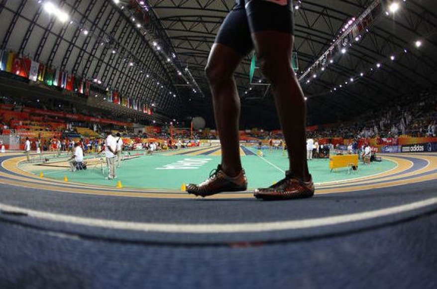 Didžiosios Britanijos bėgikas dėl visko kaltina trenerį