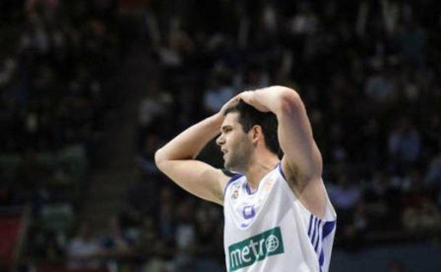 Felipe Reyes ispanų superderbyje