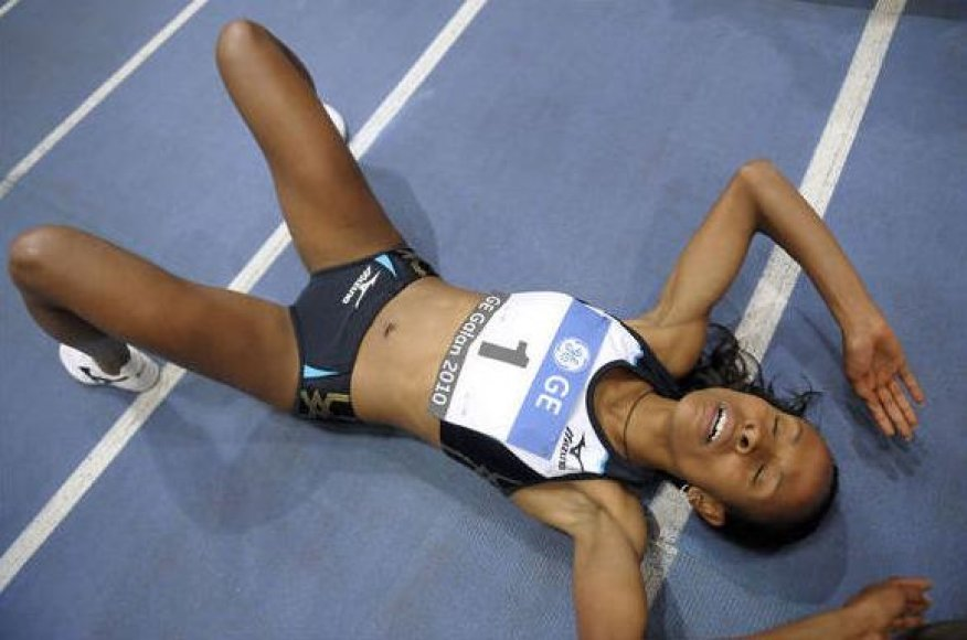 Meseret Defar laimėjo 5000 metrų bėgimą