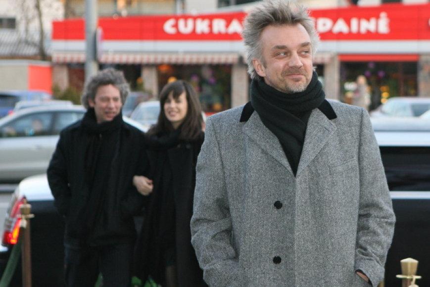 Andrius Mamontovas su žiuri