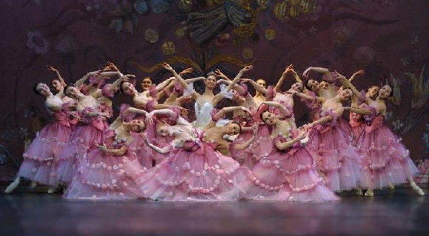 """Baleto spektaklis """"Spragtuktas"""""""