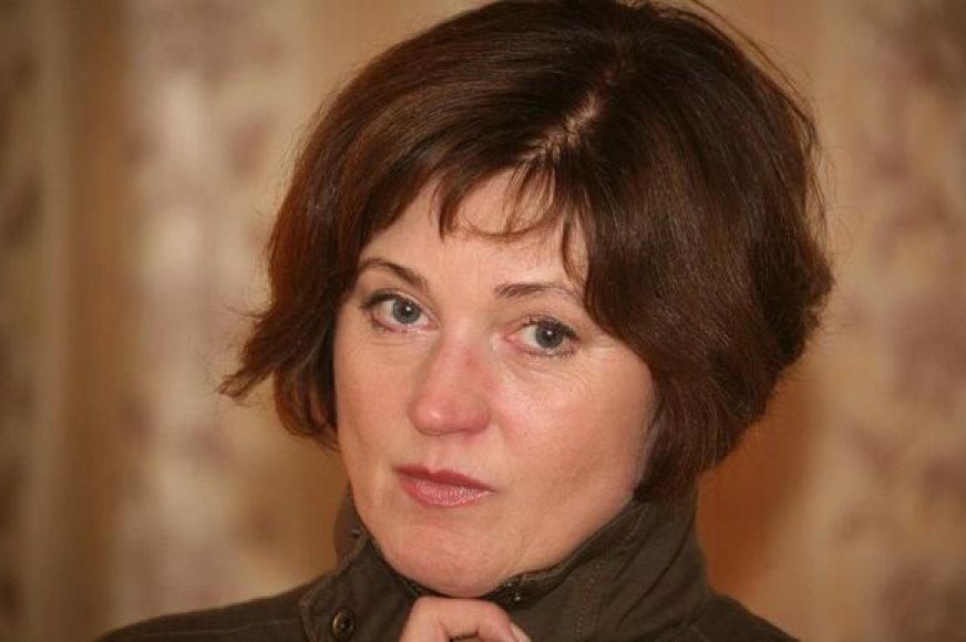 Aktorė Rimanta Krilavičiūtė