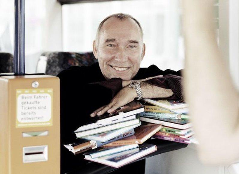 Rašytojas Knisteris