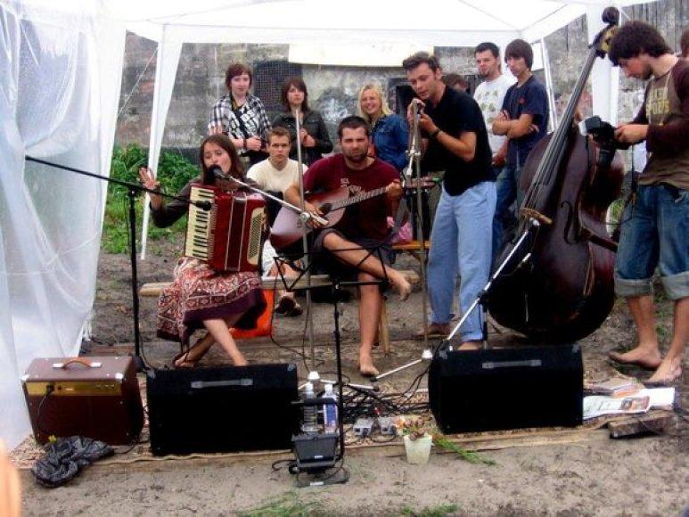 Jaunųjų bardų koncertas