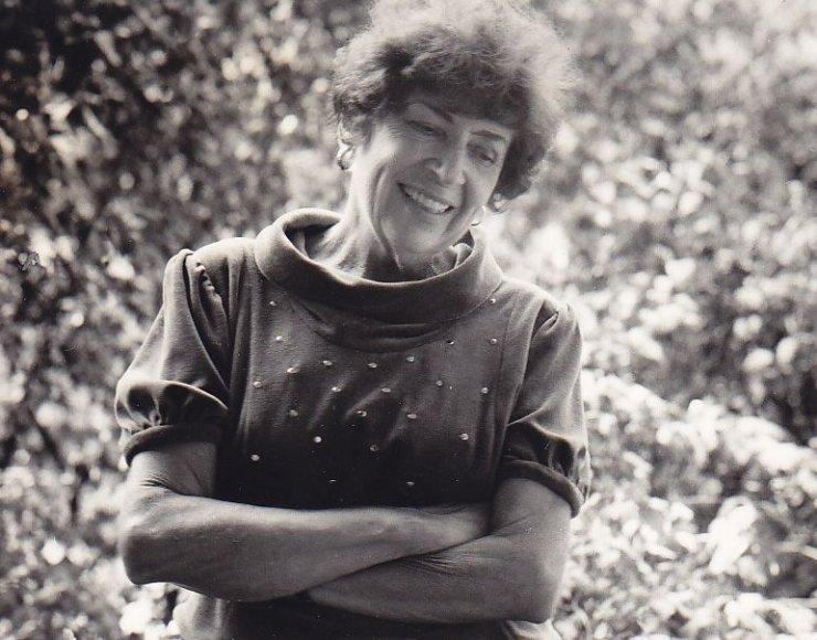 Išeivijos rašytoja Birutė Pūkelevičiūtė
