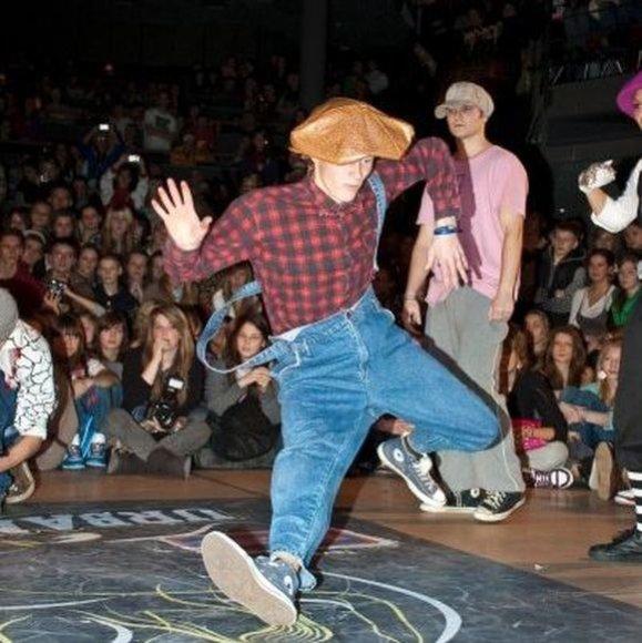 """""""Urban Dance"""" šokių turnyras"""