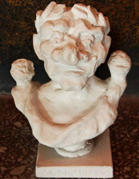 Keistuolių teatro teatrinis apdovanojimas Zenonas