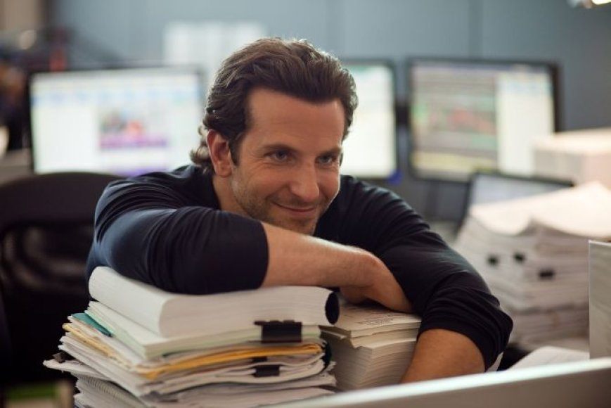 "Aktorius Bradley Cooperis filme ""Šalutinis efektas"""