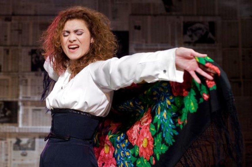 "Rusų dramos teatro spektaklis ""Kabaretas Buchenvaldas"""