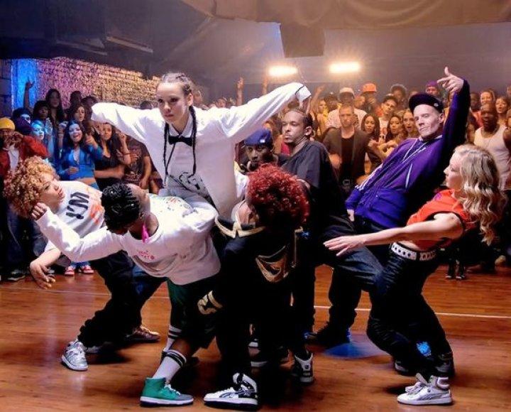 """Filmas """"Gatvės šokiai 3D"""""""