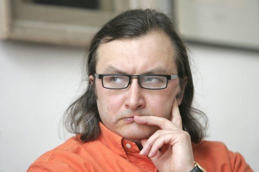 Kino režisierius Arūnas Matelis