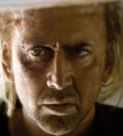 """Nicolas Cage'as filme """"Piktas vairuotojas 3D"""""""