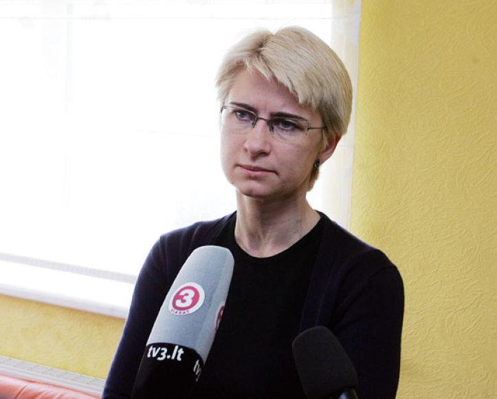 D.Kedžio sesuo Neringa Venckienė