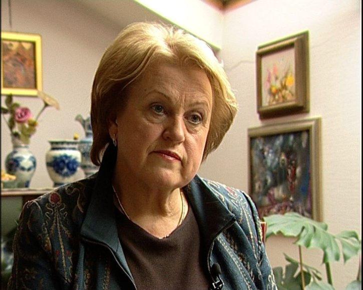 K.Prunskienė