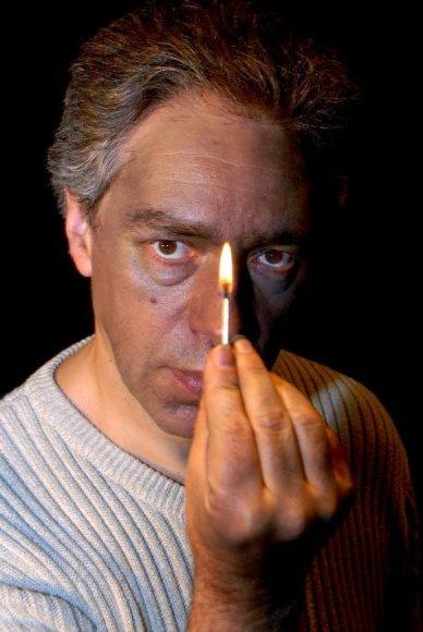 Aktorius Aleksandras Rubinovas įgyvendino seną svajonę – Kaune surengti tarptautinį vieno aktoriaus teatro festivalį.