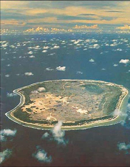 Miniatiūrinė sala užsidirba pripažindama kitų šalių nepriklausomybes.