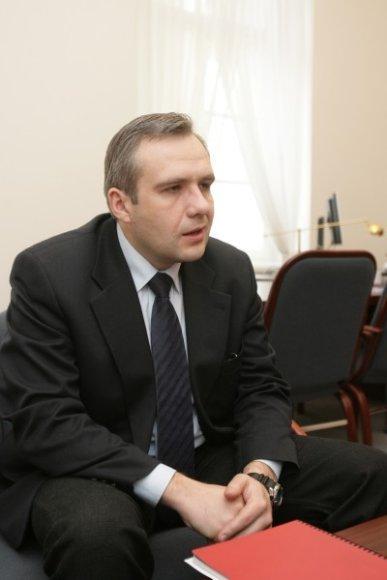 Prezidentės patarėjas J.Markevičius žada skaidresnę specialiųjų tarnybų veiklą.