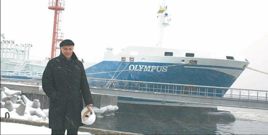 """J.Aušra sako, kad """"Klaipėdos nafta"""" privalo rūpintis 10 mln. litų investicijų į papildomas technines priemones grąža."""