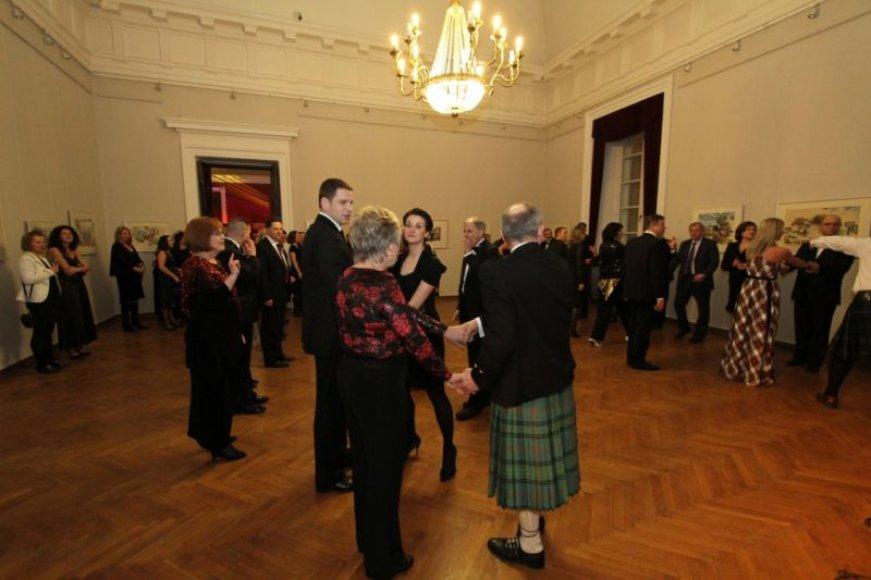 Škotiški šokiai