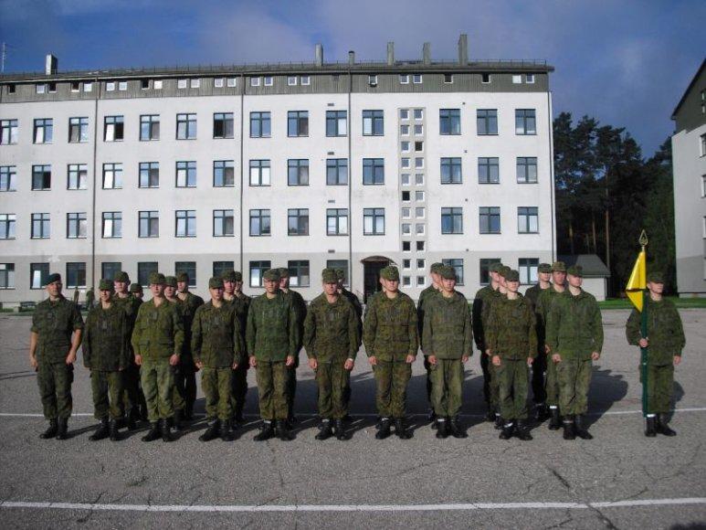 BKM trečiosios laidos kariai pradeda antrąjį mokymų etapą.