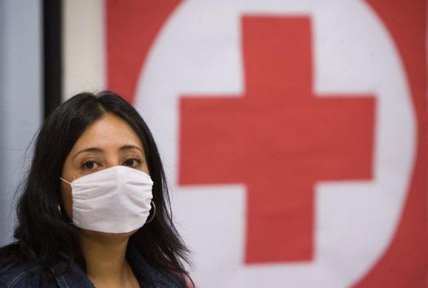 Kiaulių gripas toliau plinta.