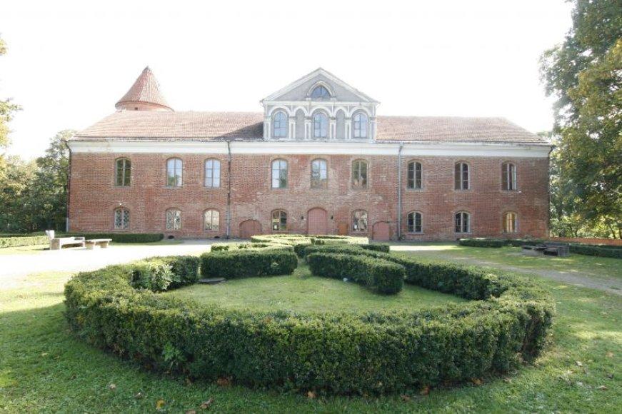 Raudondvario pilis