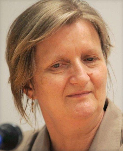 Belgijos senatorė Marleen Temmerman