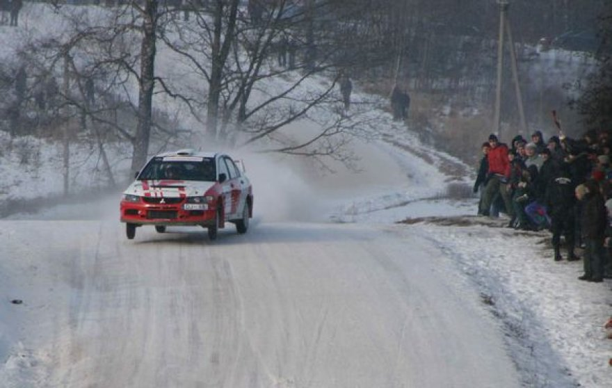 """Winter Rally 2009"""