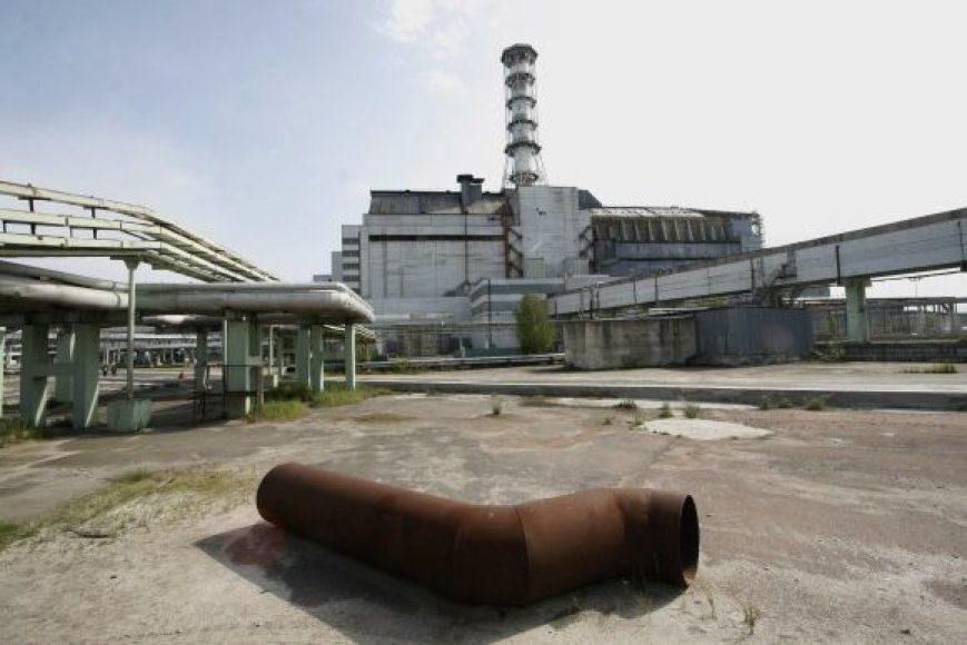 Černobylio reaktorius