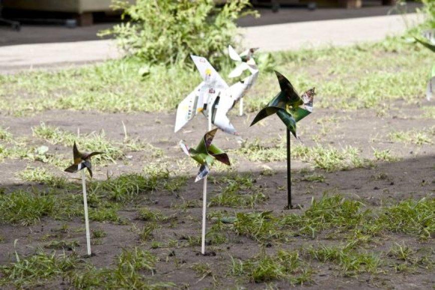 Ekologiškų malūnėlių šventė