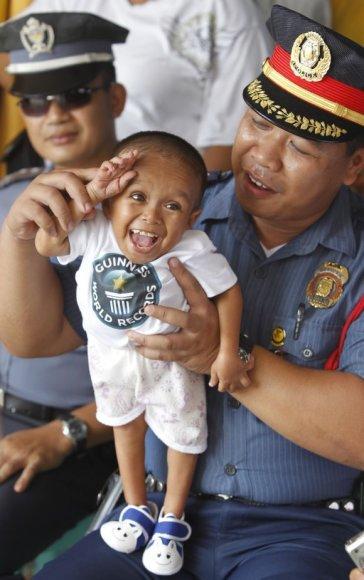 Junrey Balawingas, žemiausias pasaulyje suaugęs žmogus