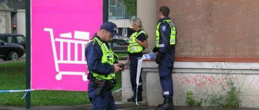 Ekstremali situacija: Estijos Gynybos ministerijoje aidėjo šūviai