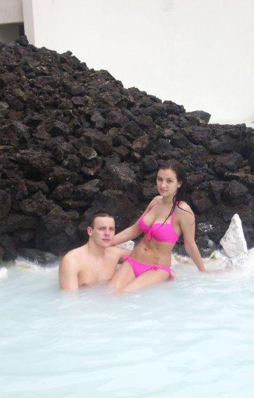 Bikini porelė: Tomas ir Mantautė