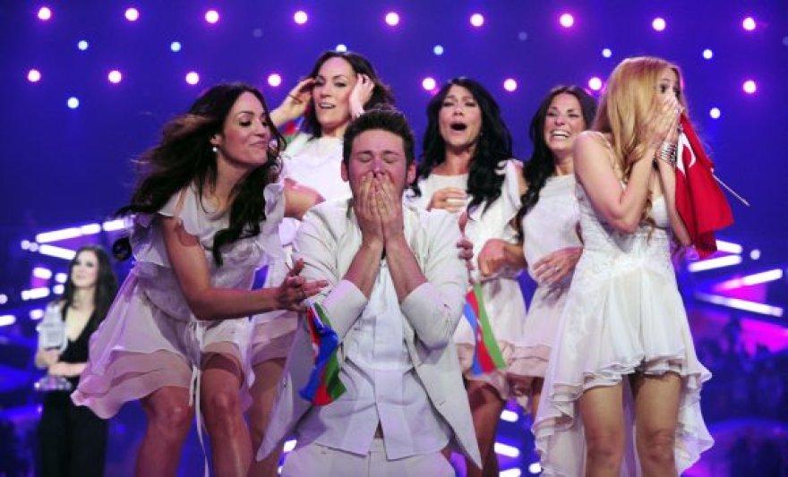 Azerbaidžaniečių Ello ir Nikki triumfas