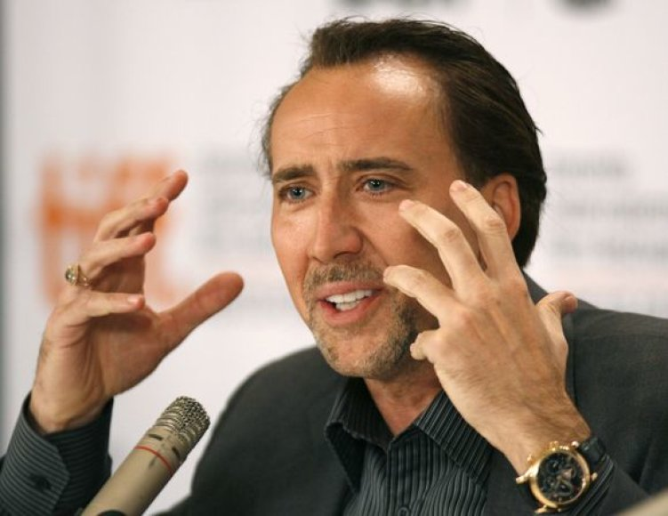 Nicolas Cage'as