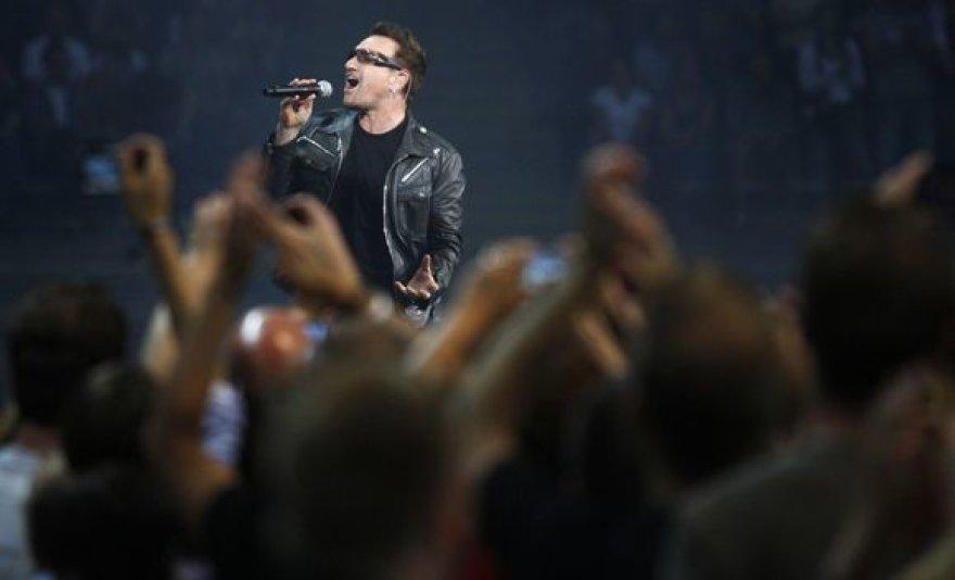 U2 pasirodymas