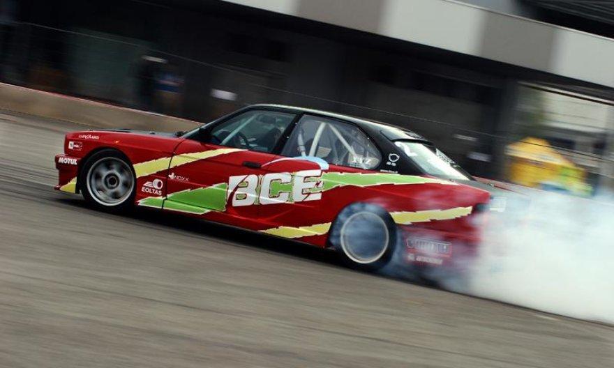 Driftingo čempionato 2009 Finalas