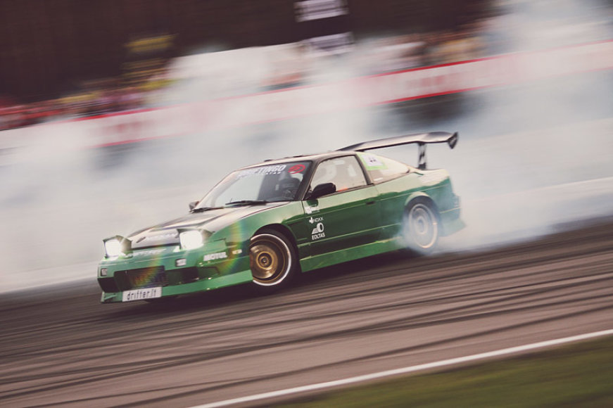 K. Petronis, Nissan 180SX